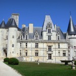 Castillos de Francia La Rochefoucauld