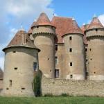 Castillos de Francia Sarzay