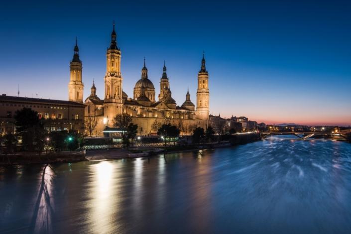 Zaragoza - Basilica de Nuestra Señora del Pilar