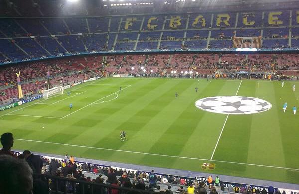 Visitar Barcelona con amigos