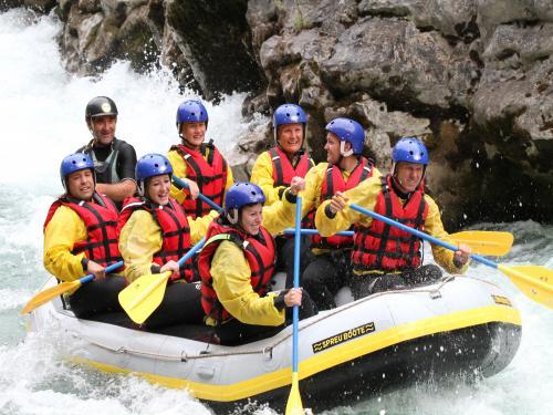 rafting Francia